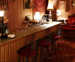 Back Bar - Hotel Accommodation
