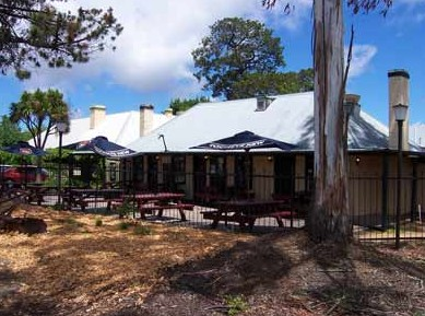 Old Canberra Inn - Hotel Accommodation