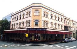 The Grand Hotel Newcastle - Hotel Accommodation