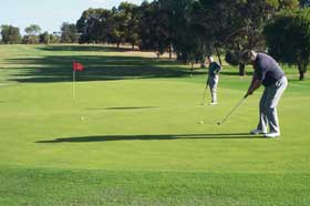 Waikerie Golf Club - Hotel Accommodation