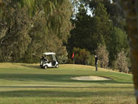 Barossa Valley Golf Club Incorporated - Hotel Accommodation