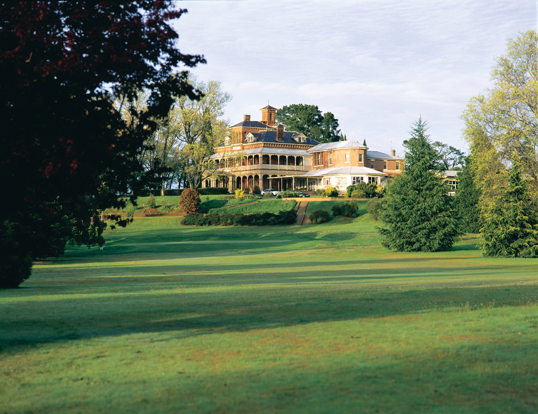 Duntryleague Golf Club - Hotel Accommodation