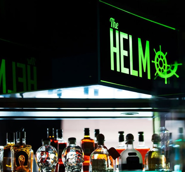 The Helm Nightclub - Hotel Accommodation