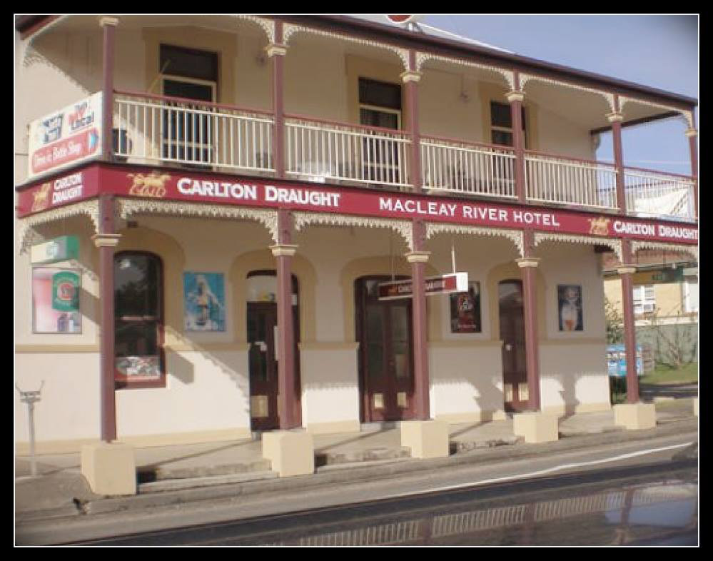 Macleay River Hotel - Hotel Accommodation
