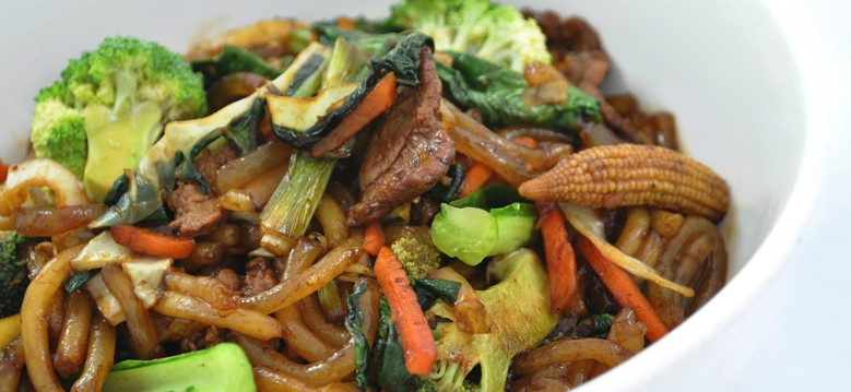 Stir Crazy Noodle Bar - Hotel Accommodation