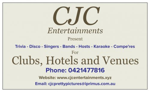 CJC Entertainments - Hotel Accommodation