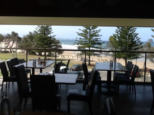 Fat Fish Beachfront Bistro - Hotel Accommodation