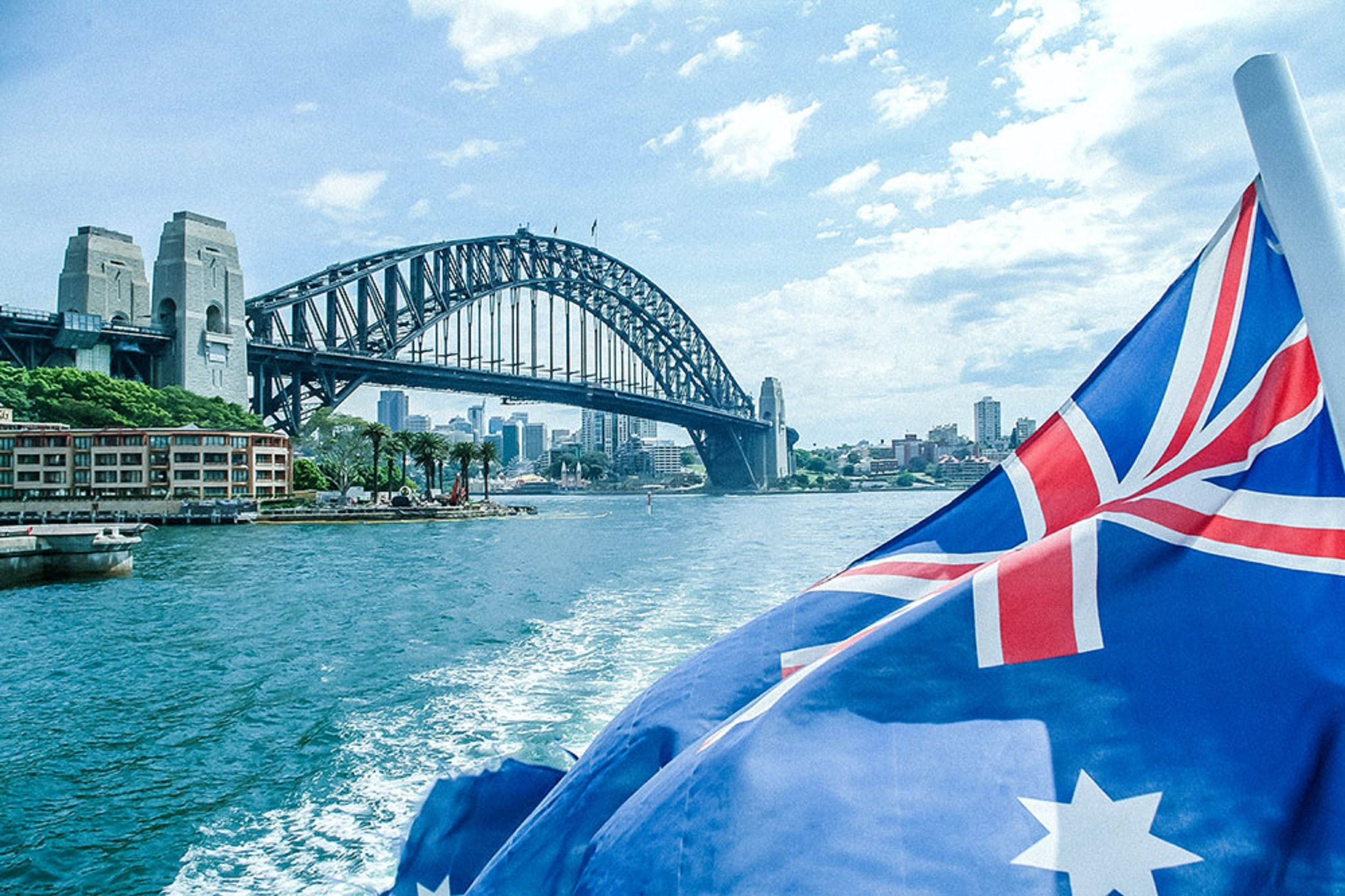 Australia Day Lunch and Dinner Cruises On Sydney Harbour with Sydney Showboats - Hotel Accommodation