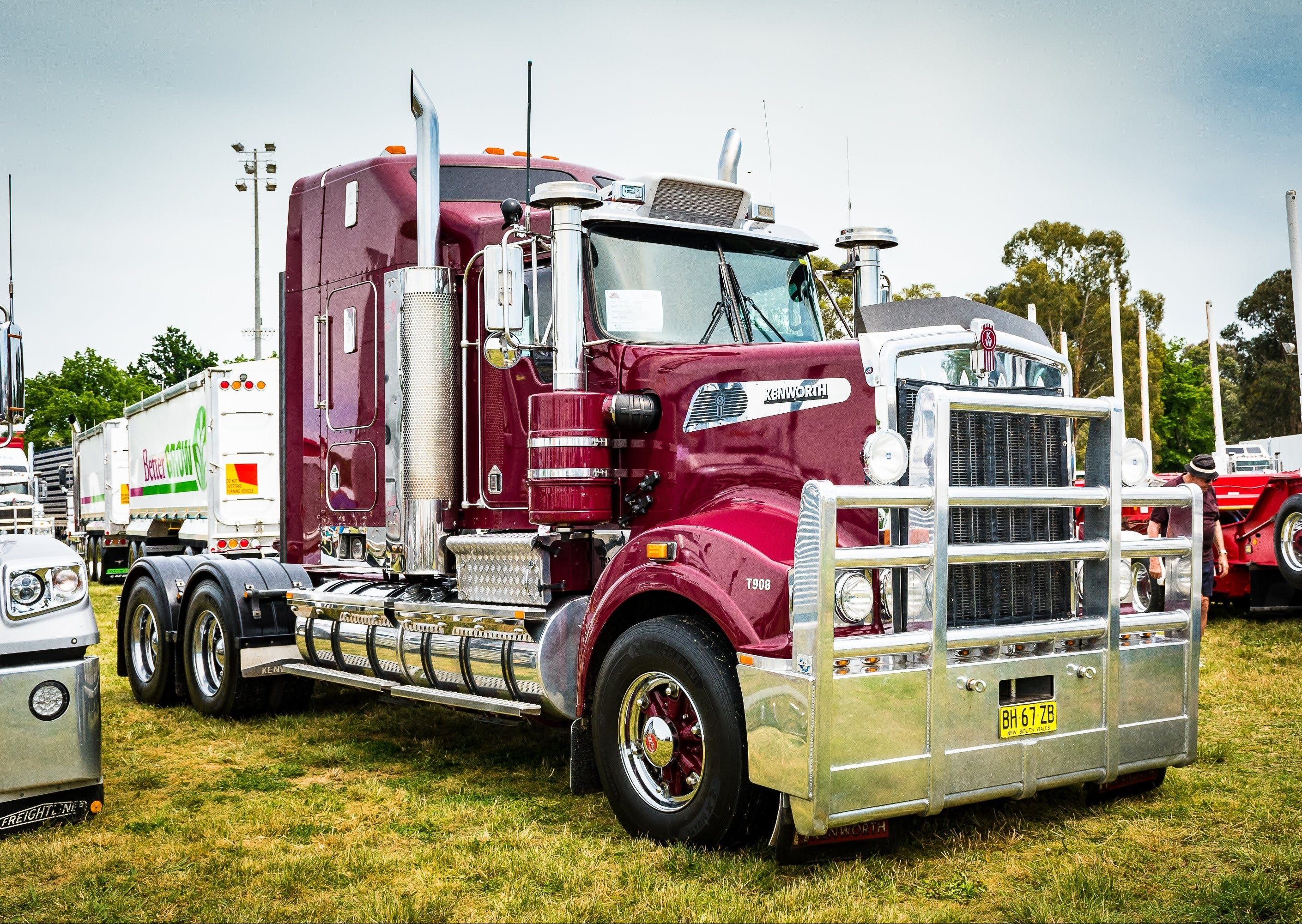 Dane Ballinger Memorial Truck Show - Hotel Accommodation