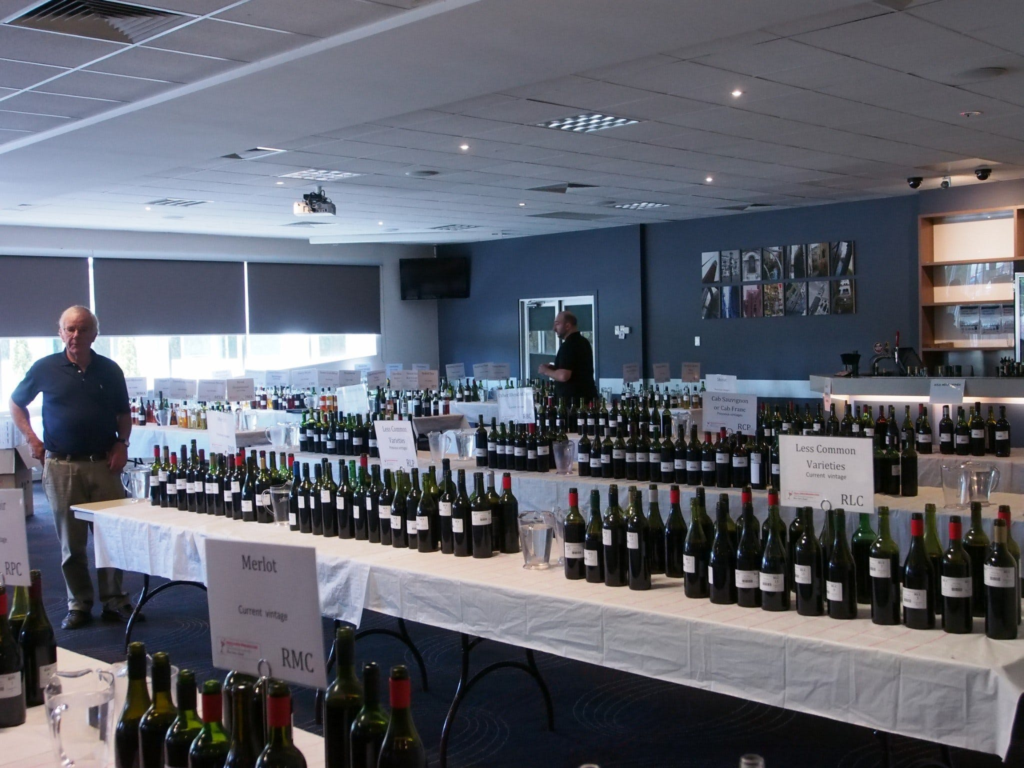 Eltham and District Wine Guild Annual Wine Show - 51st Annual Show - Hotel Accommodation