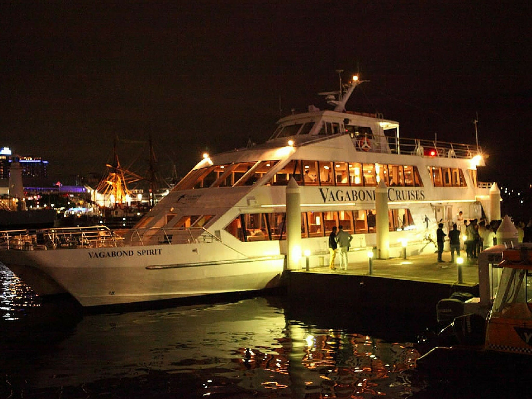 Halloween Party Cruise - Hotel Accommodation