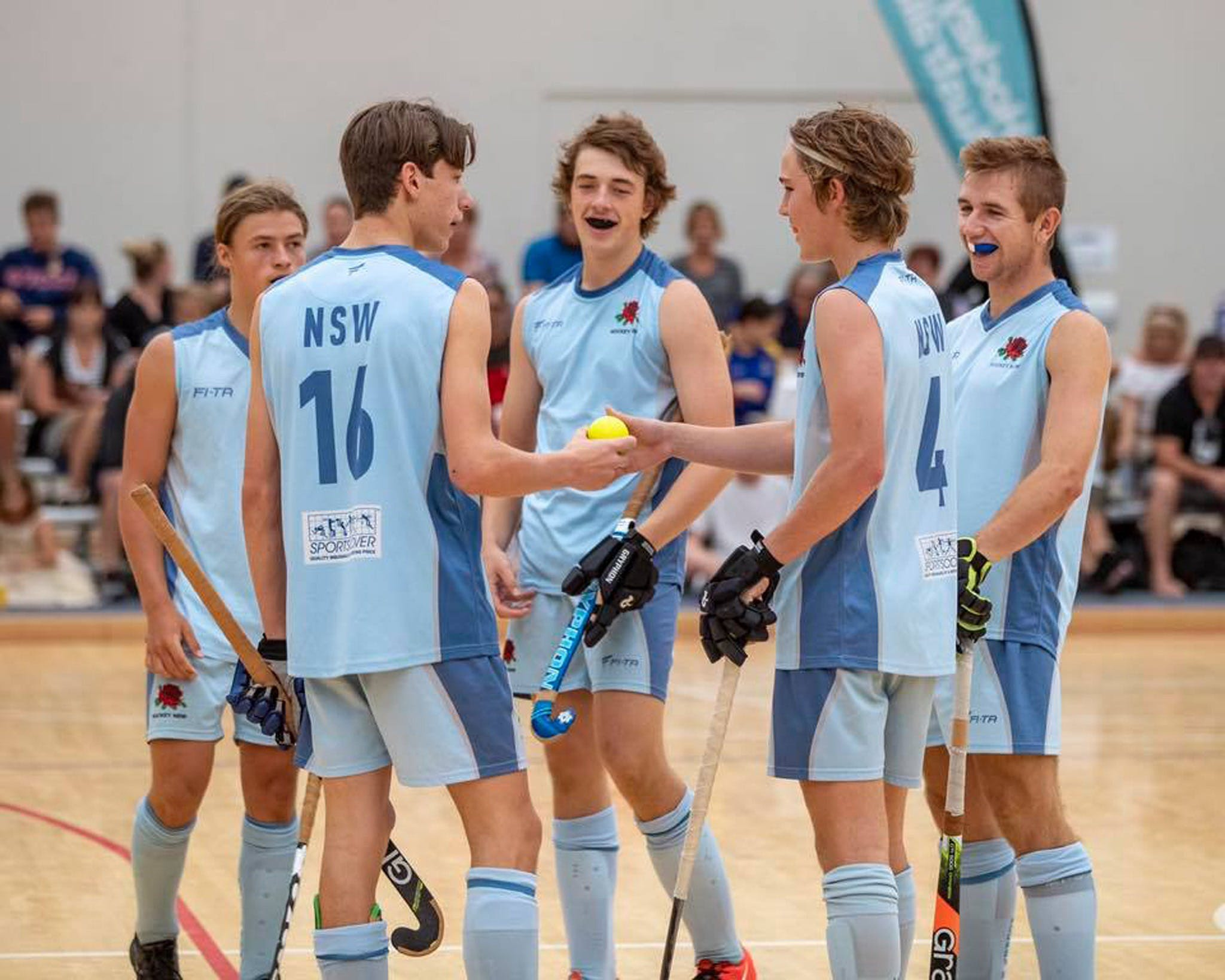 Hockey NSW Indoor State Championship  Open Men - Hotel Accommodation