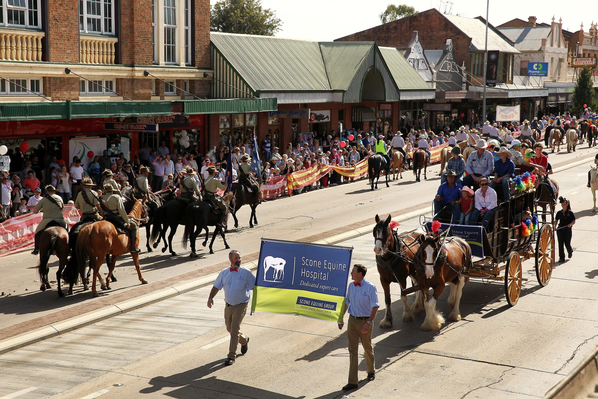 Scone Horse Festival - Hotel Accommodation
