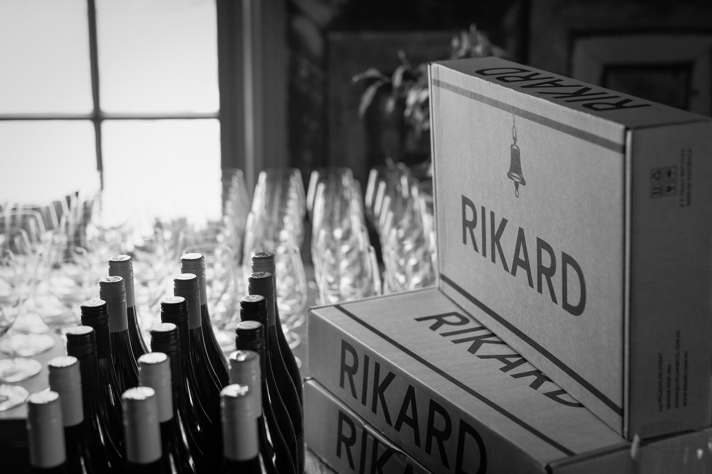 Vin Vertical - Five Years of RIKARD Pinot Noir - Hotel Accommodation