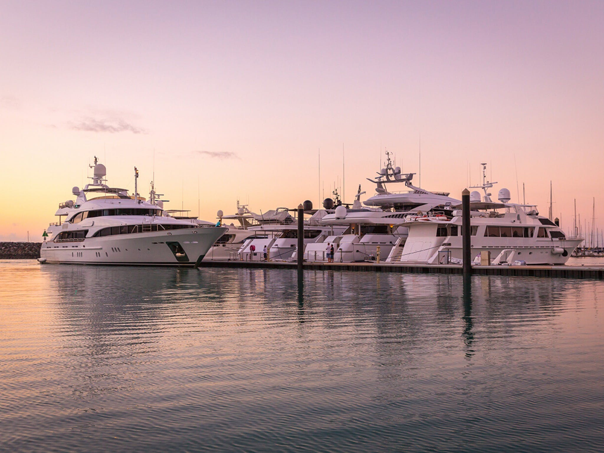 Australian Superyacht Rendezvous - Great Barrier Reef edition - Hotel Accommodation