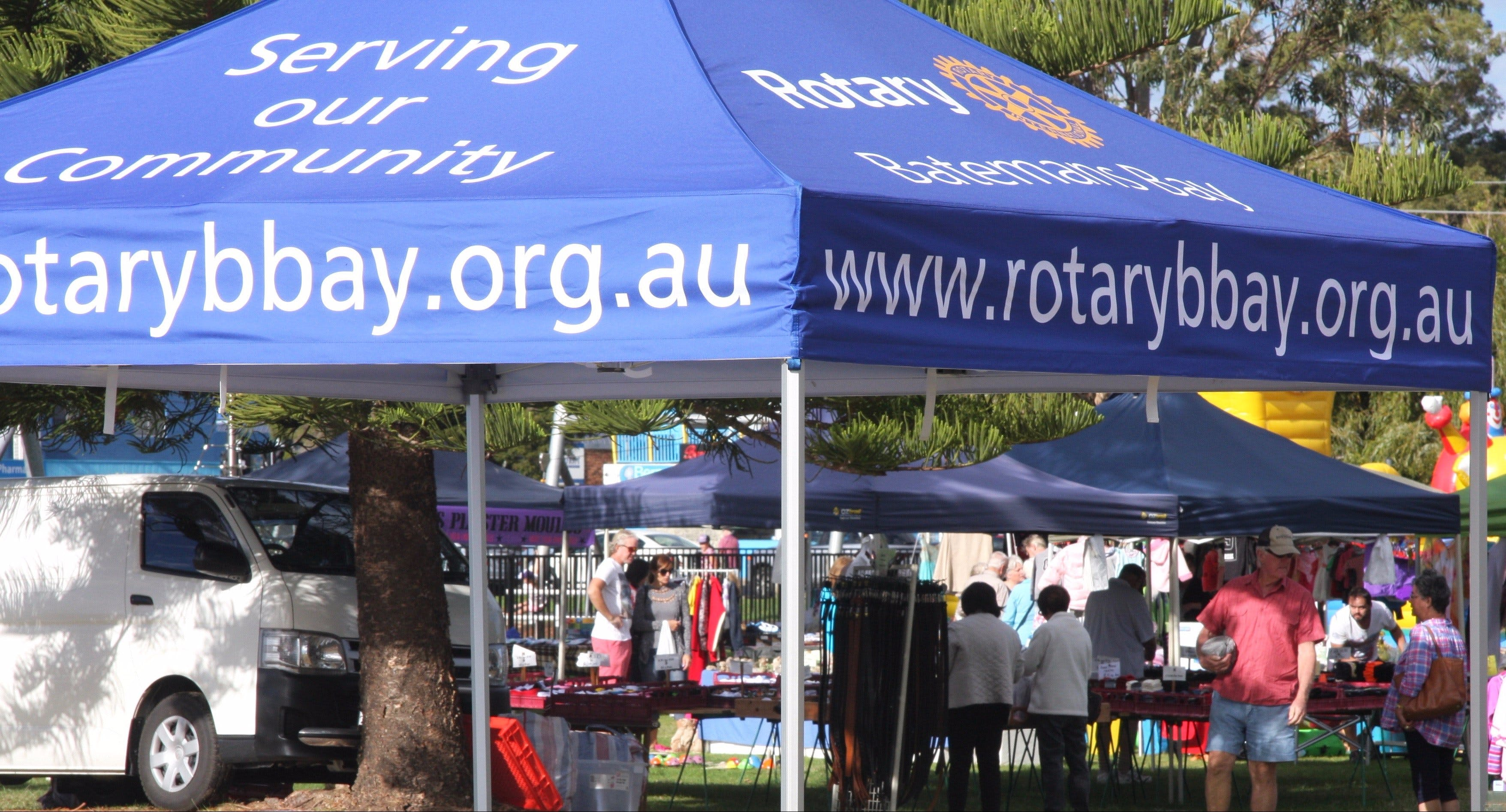 Batemans Bay Sunday Market - Hotel Accommodation