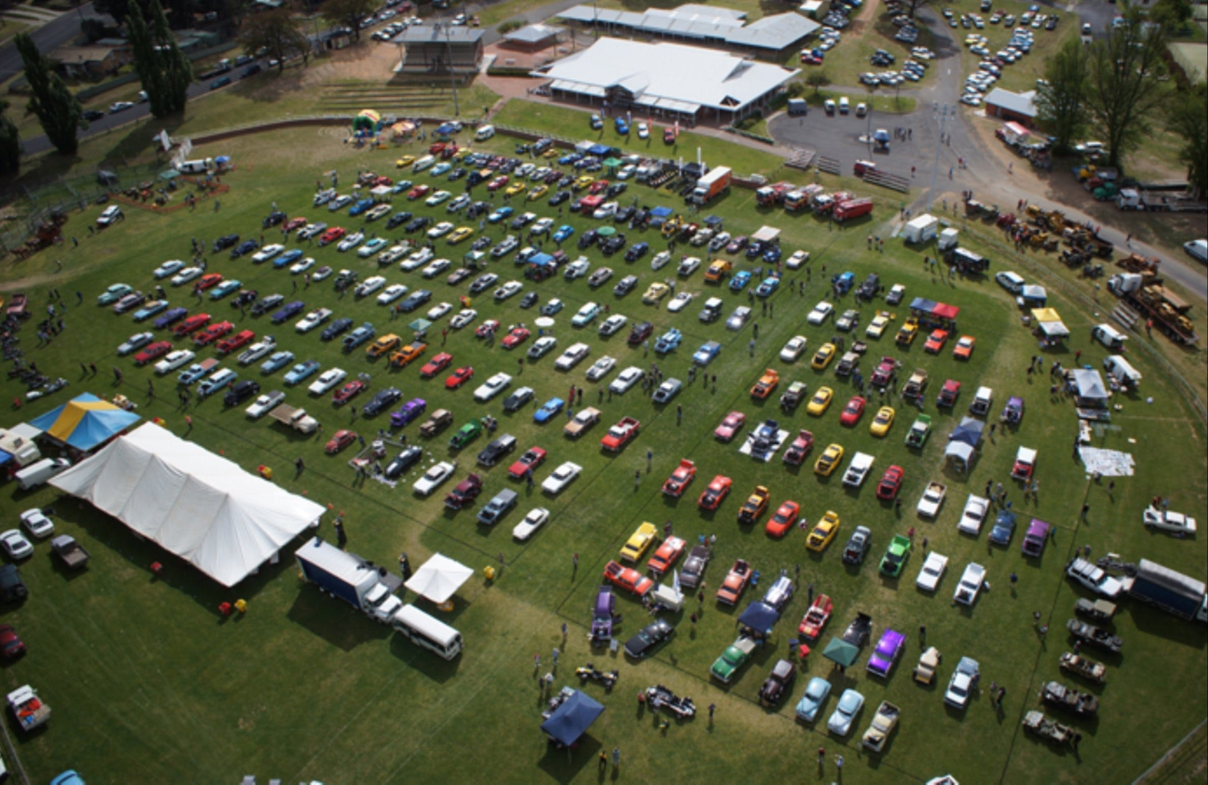 Cooma Motorfest - Hotel Accommodation