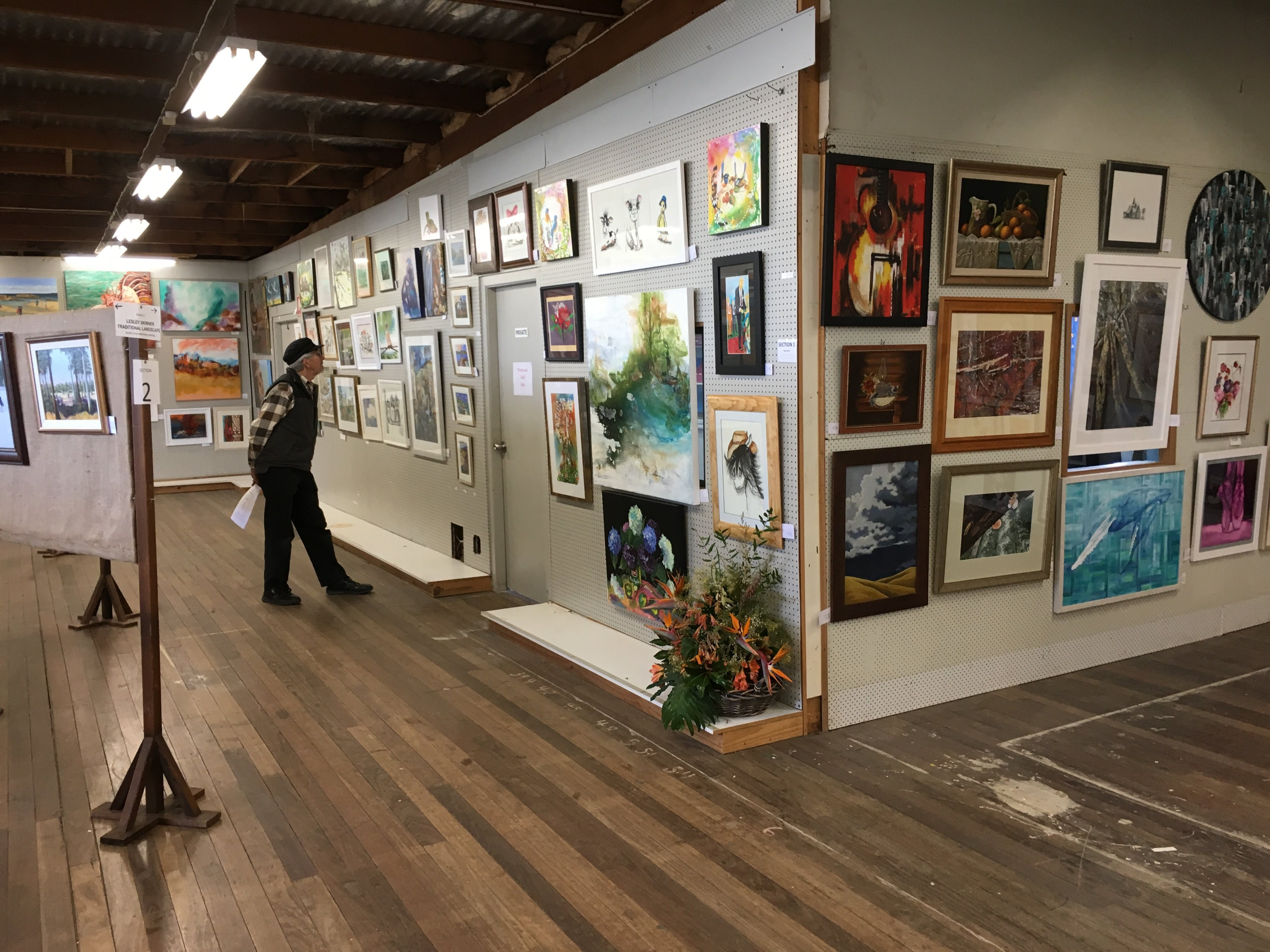 Dungog Arts Society Annual Exhibition - Hotel Accommodation