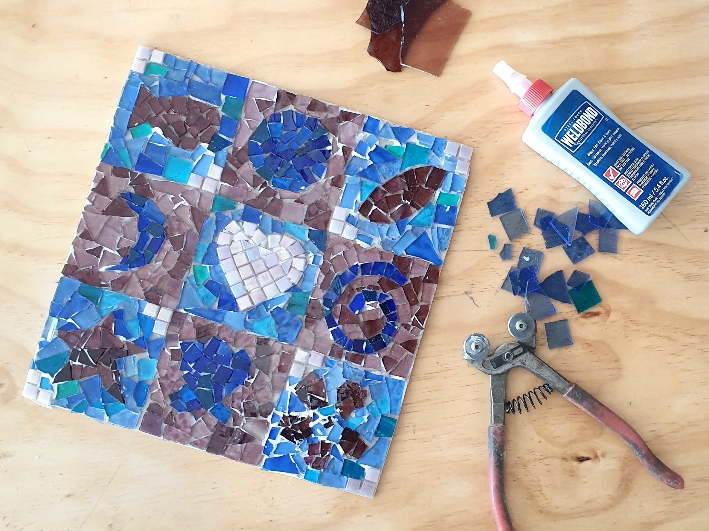 Intro to Mosaics Weekend with Leadlight By Ettore - Hotel Accommodation