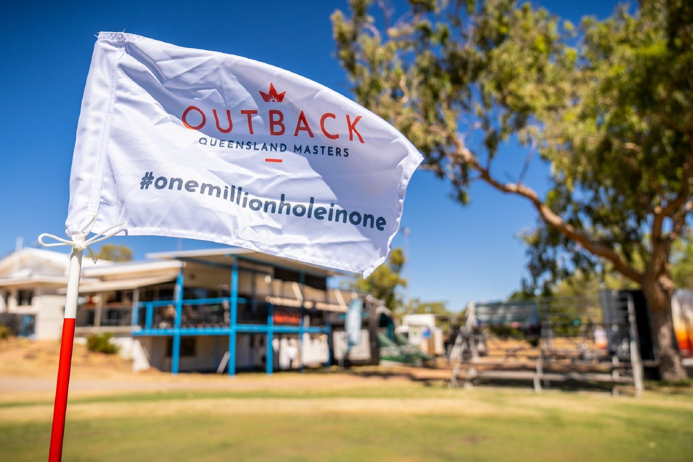 Outback Queensland Masters Charleville Leg 2021 - Hotel Accommodation