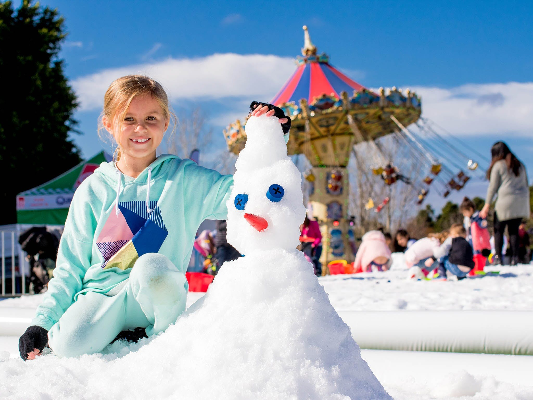 Snow Time in the Garden - Hunter Valley Gardens - Cancelled - Hotel Accommodation