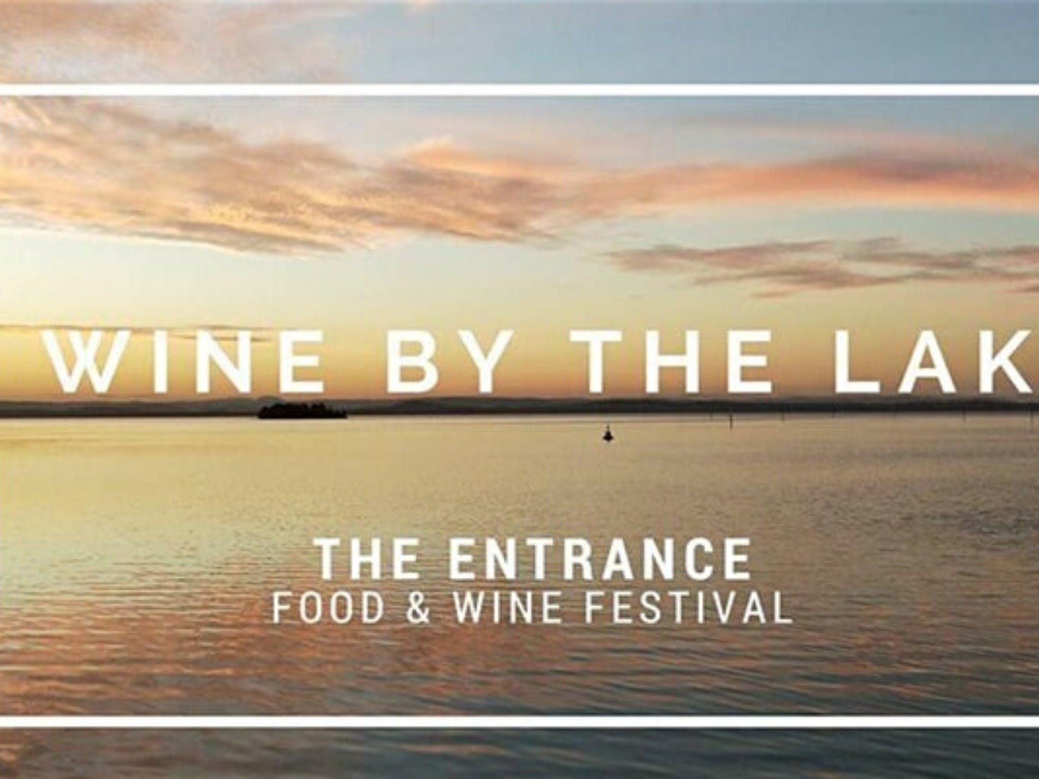 The Entrance Food and Wine Festival - Hotel Accommodation