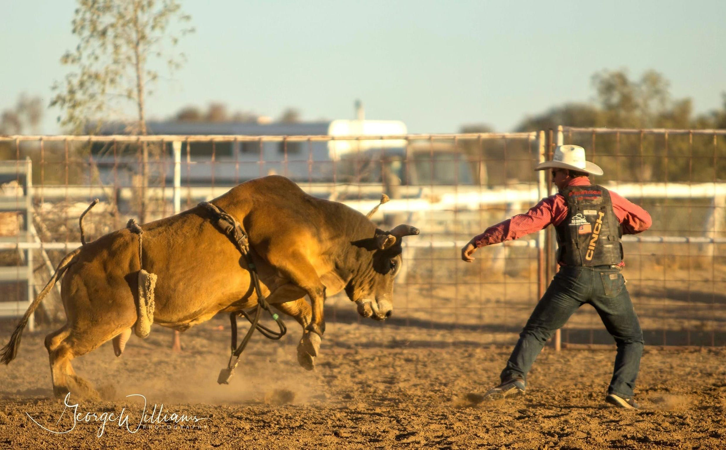 Walgett Charity Bushman's Carnival Rodeo and Campdraft - Hotel Accommodation