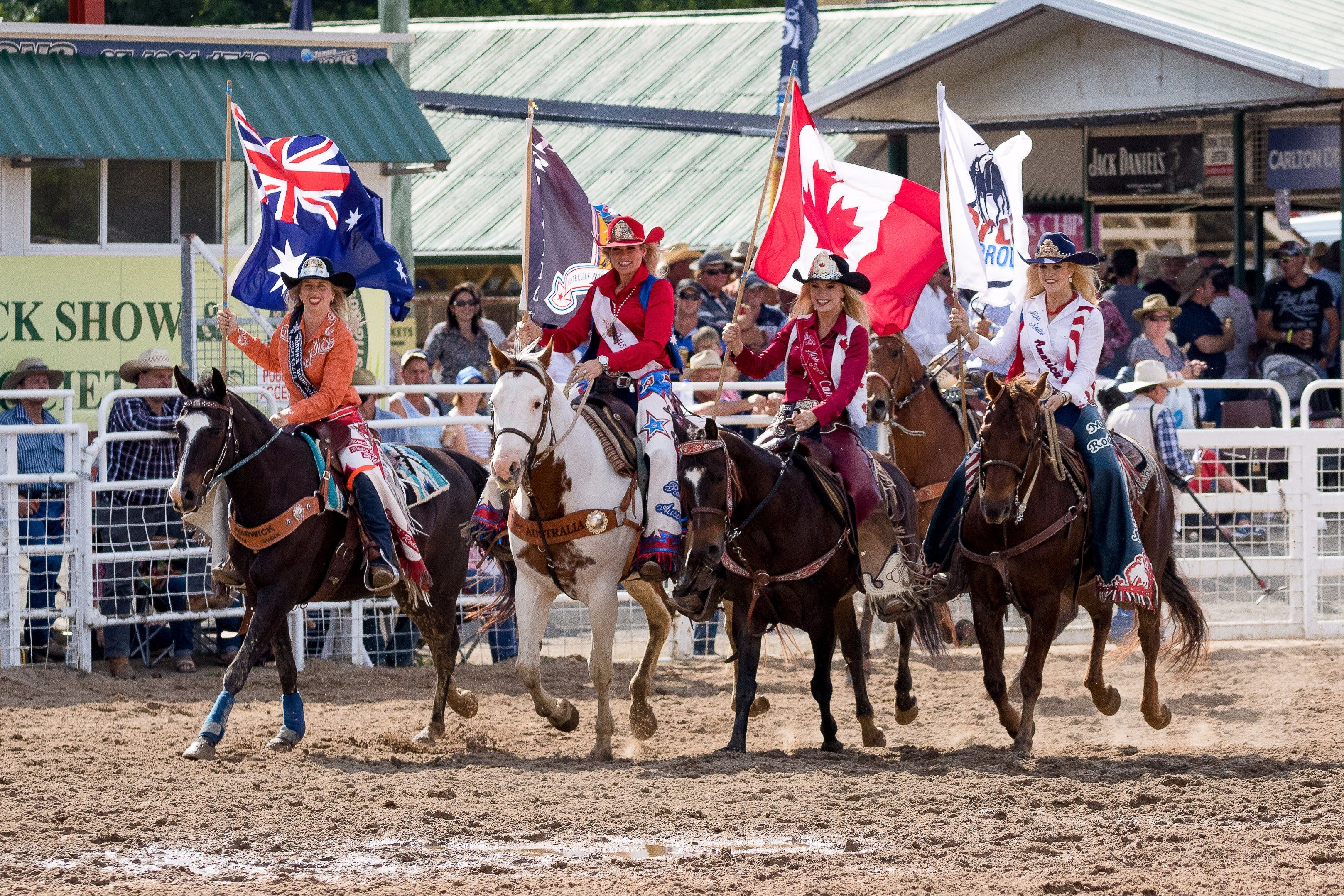 Warwick Rodeo National APRA National Finals and Warwick Gold Cup Campdraft - Hotel Accommodation