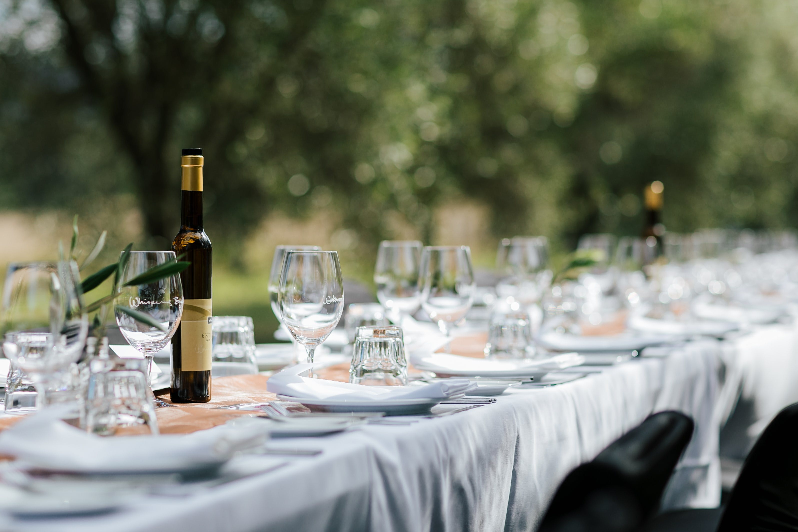 Whispering Brook Olive Long Table Luncheon - Hotel Accommodation