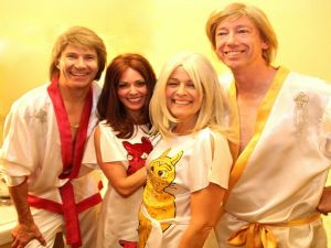 ABBA Gold Tribute Show - Hotel Accommodation