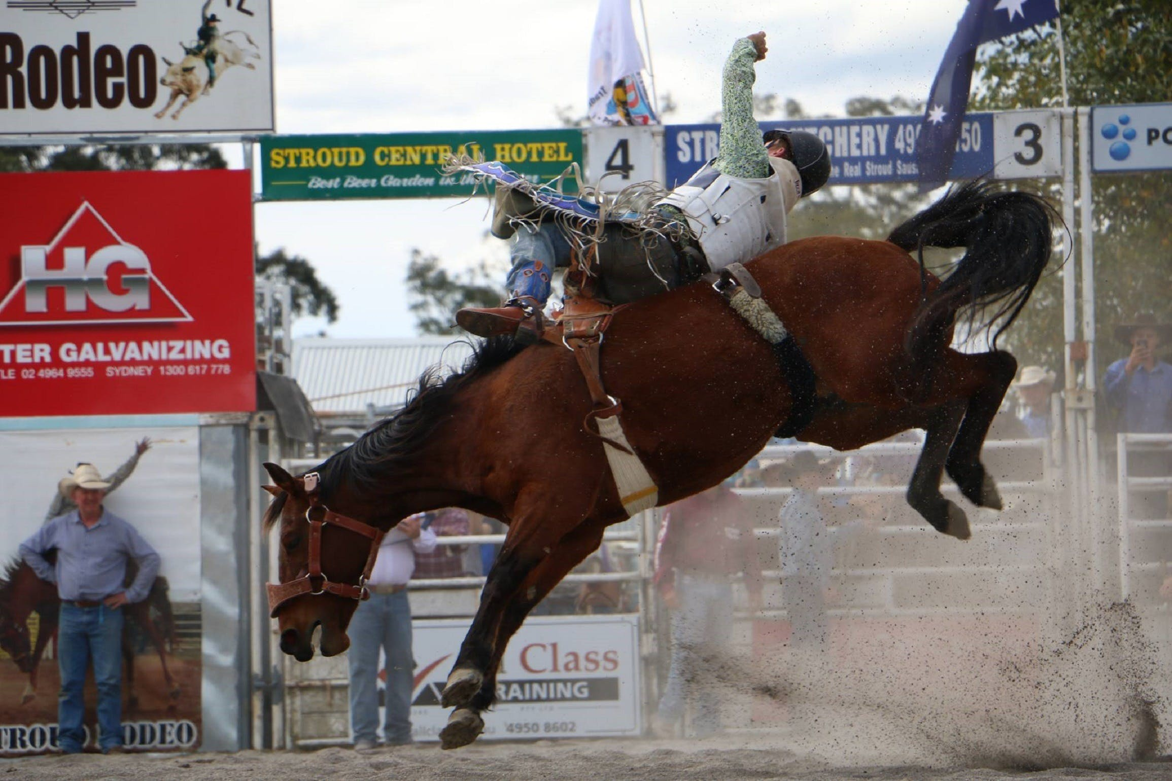 Stroud Rodeo and Campdraft - Hotel Accommodation
