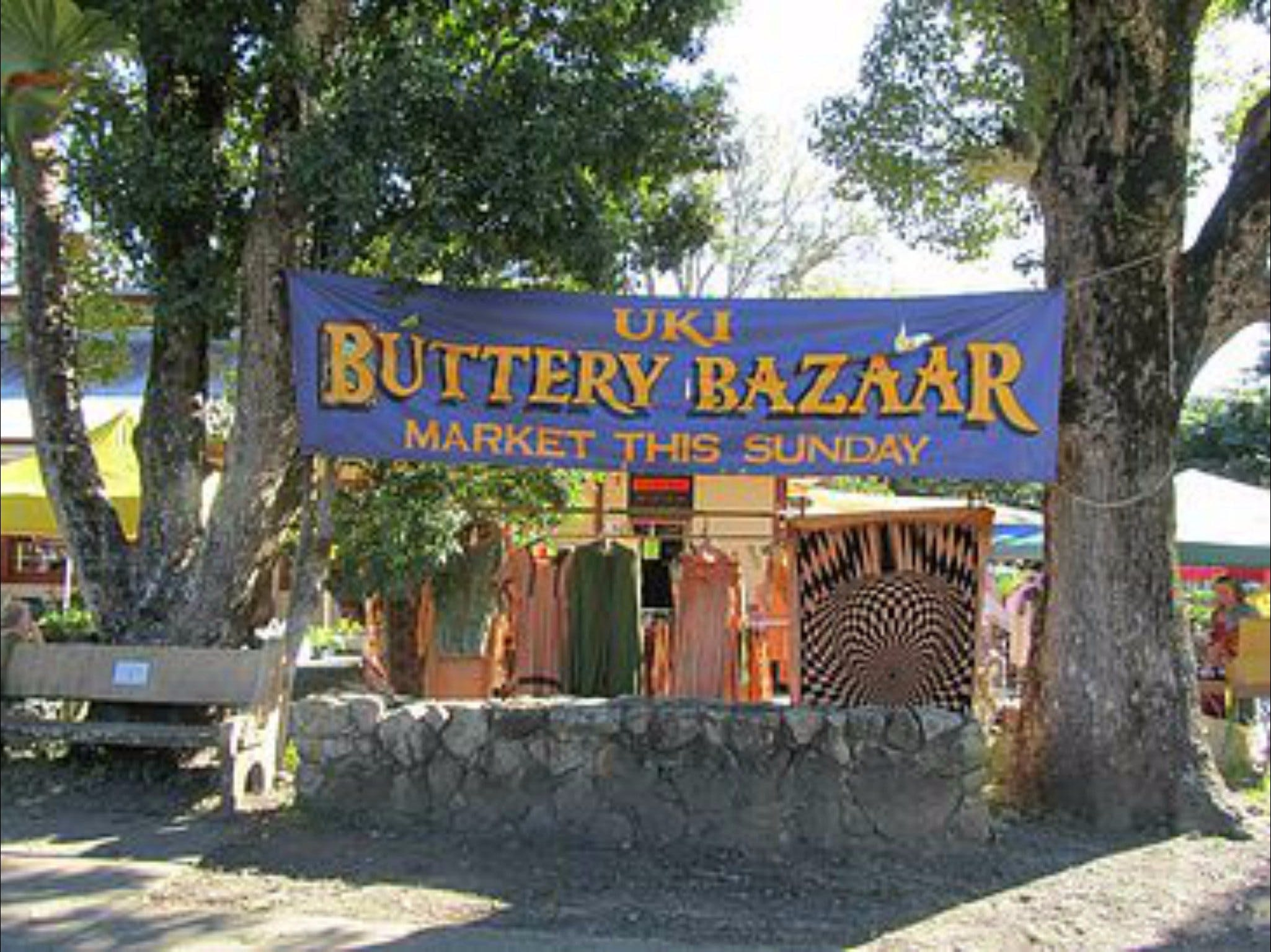 Uki Buttery Bazaar - Hotel Accommodation