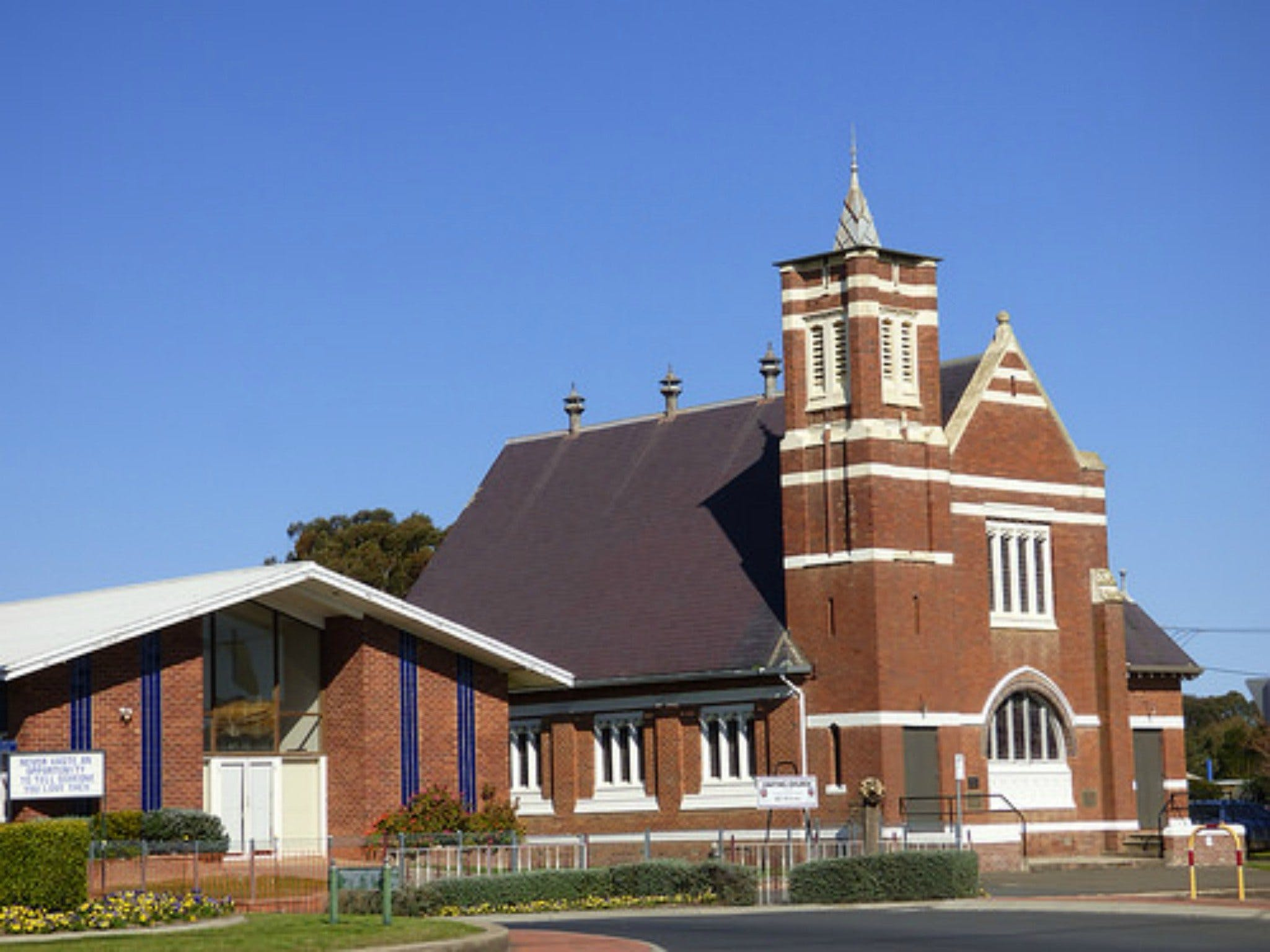 Uniting Church Monthly Markets - Hotel Accommodation