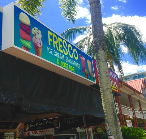 Fresco Ice Cream Smoothies  Juice Bar - Hotel Accommodation