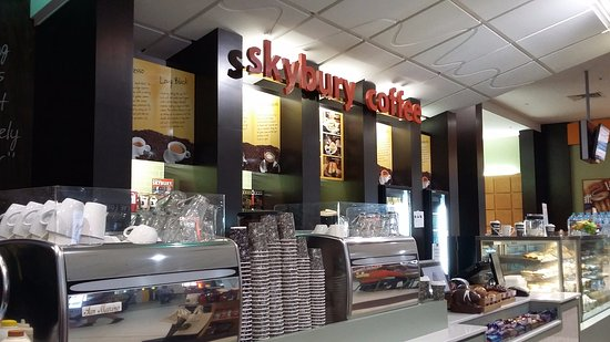 Skybury Coffee - Hotel Accommodation