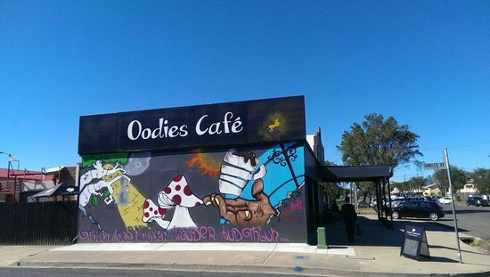 Oodies Cafe - Hotel Accommodation
