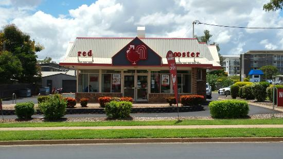 Red Rooster - Hotel Accommodation