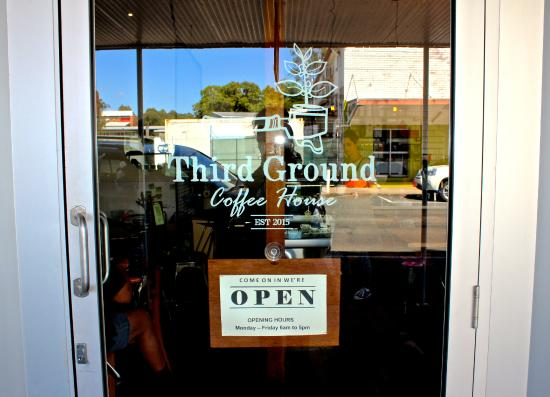 Third Ground Coffee House - Hotel Accommodation