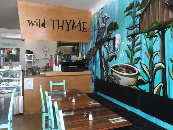 Wild THYME Dining - Hotel Accommodation