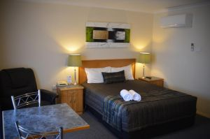 Arkana Motor Inn  Terrace Apartments - Hotel Accommodation