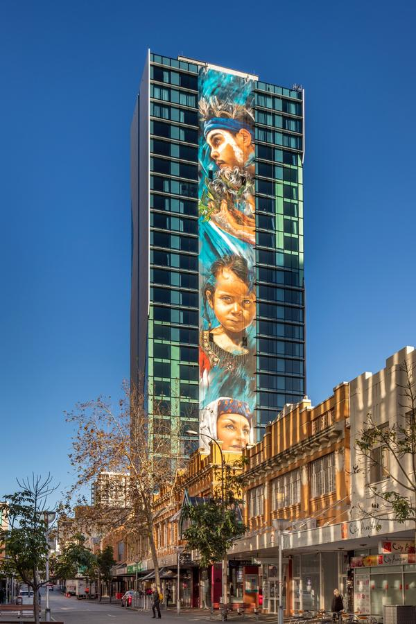 Art Series - The Adnate - Hotel Accommodation