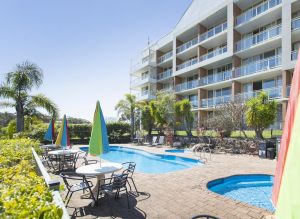 Marina Resort - Hotel Accommodation