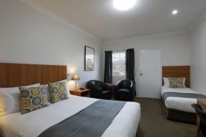 Cadman Motor Inn and Apartments - Hotel Accommodation