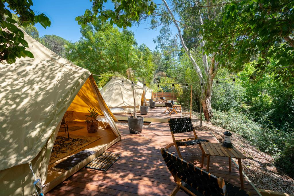Castlemaine Gardens Luxury Glamping - Hotel Accommodation