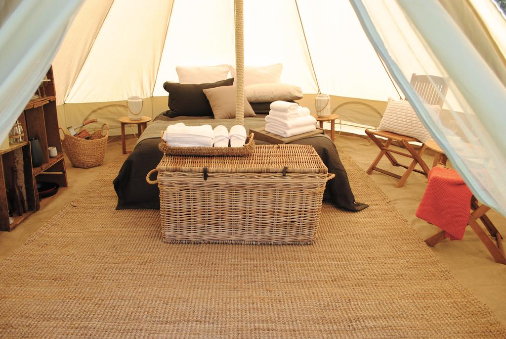Cosy Tents - Daylesford - Hotel Accommodation