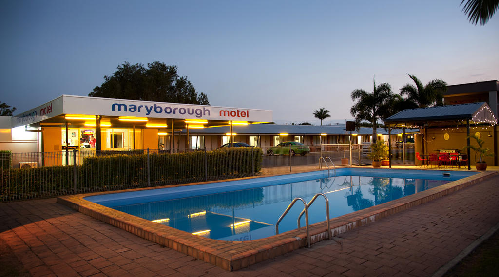 Maryborough Motel and Conference Centre - Hotel Accommodation