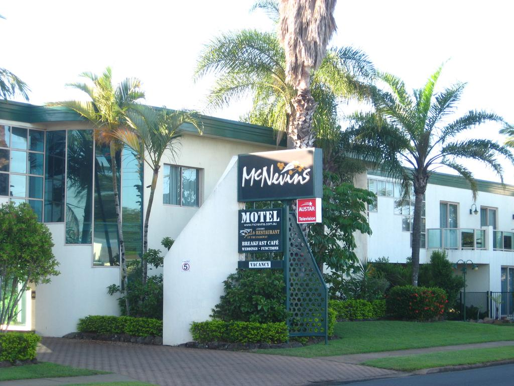 McNevins Maryborough Motel - Hotel Accommodation