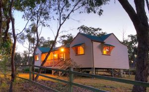 Accommodation Creek Cottages  Sundown View Suites - Hotel Accommodation