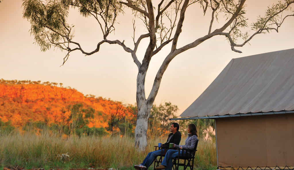 Bell Gorge Wilderness Lodge - Hotel Accommodation